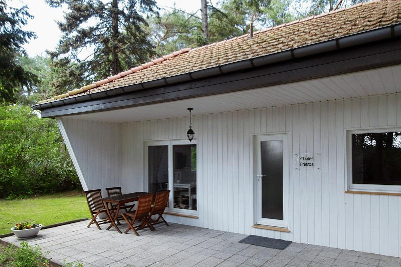 "Ferienhaus ""Prieros"" am Zemminsee - diverse Bootstypen (optional)"